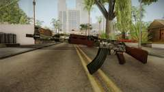 CF AK-47 v3 für GTA San Andreas