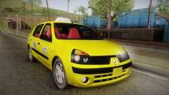 Renault Symbol Taxi