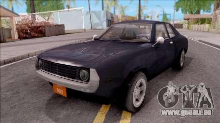 Driver PL Bonsai V.2 pour GTA San Andreas