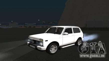 Lada Urban pour GTA San Andreas