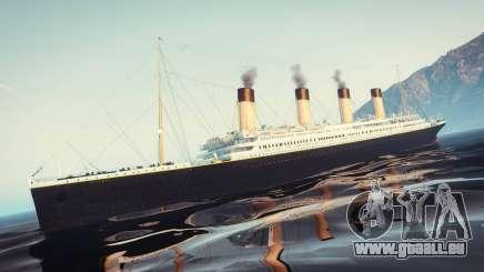 1912 RMS Titanic für GTA 5
