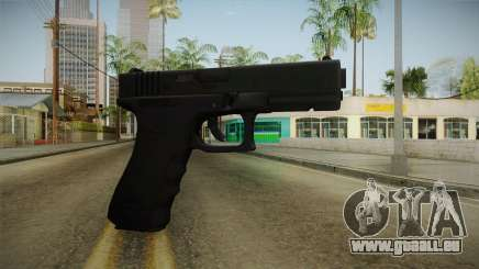 Glock 17 3 Dot Sight Red pour GTA San Andreas