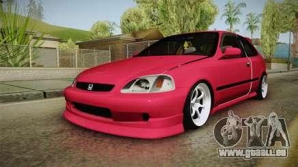 Honda Civic EK9 Stance für GTA San Andreas