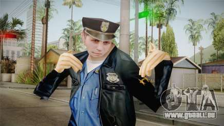 Driver PL Police Officer v5 pour GTA San Andreas