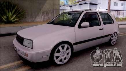 Volkswagen Golf 3 GTI pour GTA San Andreas