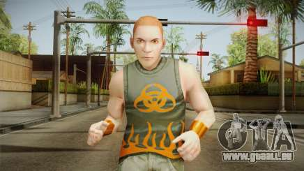 Omar Romero from Bully Scholarship für GTA San Andreas
