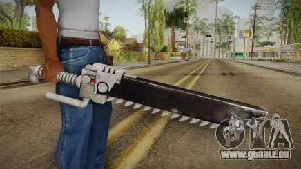 W40K: Deathwatch Chain Sword v1 pour GTA San Andreas
