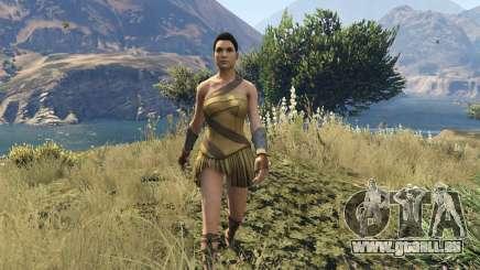 Wonder Woman 2017 für GTA 5