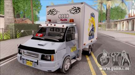 Iveco Daily pour GTA San Andreas