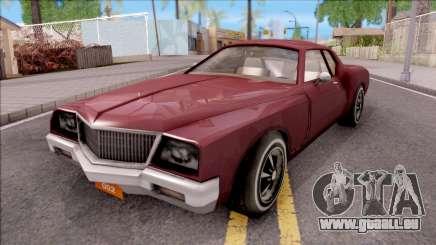 Driver PL Cerva V.2 pour GTA San Andreas