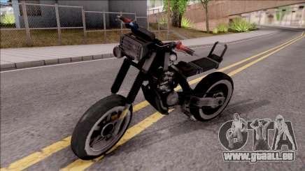 Homefront The Revolution Motorcycle pour GTA San Andreas