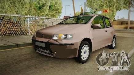 Fiat Punto 2002 pour GTA San Andreas