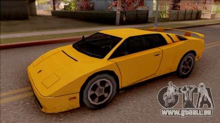 Pegassi Volpe 1994 für GTA San Andreas