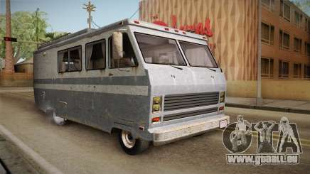 GTA 5 Zirconium Journey Worn IVF pour GTA San Andreas