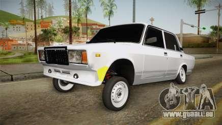 VAZ 2107 Aze Stil für GTA San Andreas