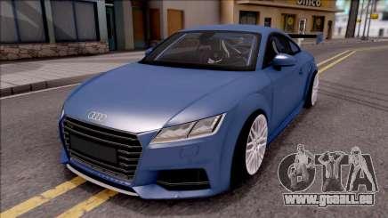 Audi TTS 2015 für GTA San Andreas