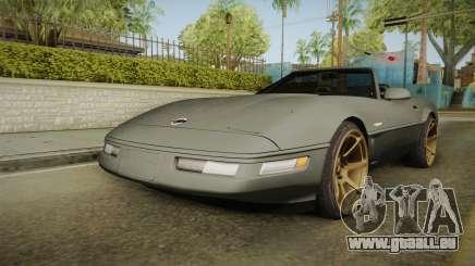 Chevrolet Corvette C4 Cabrio Drift 1996 pour GTA San Andreas