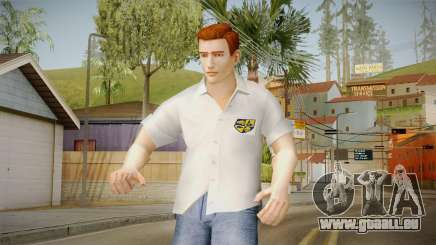 Wade Martin from Bully Scholarship pour GTA San Andreas