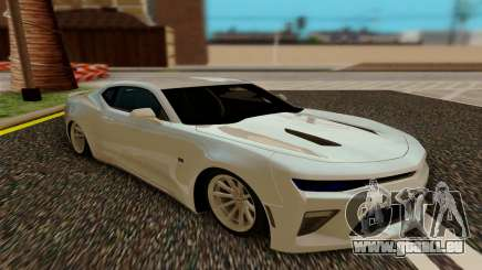 Chevrolet Camaro SS 2016 Stance pour GTA San Andreas