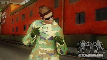 Gunrunning Skin 2 pour GTA San Andreas