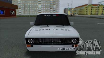 VAZ 2106 Shaherizada 2.1 GVR SA:MP pour GTA San Andreas