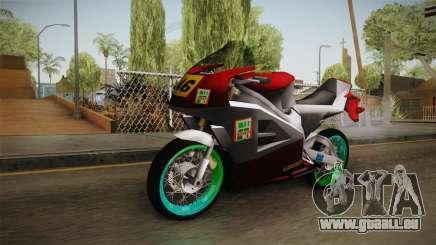 New NRG-500rr für GTA San Andreas