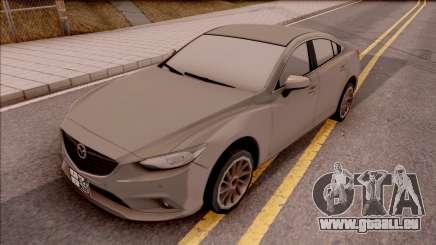 Mazda 6 2016 für GTA San Andreas