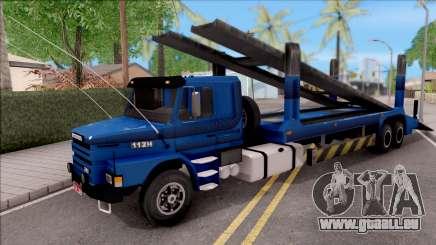 Scania 112H Cegonha für GTA San Andreas