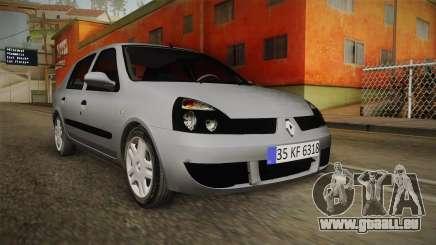 Renault Symbol Thalia v2 pour GTA San Andreas