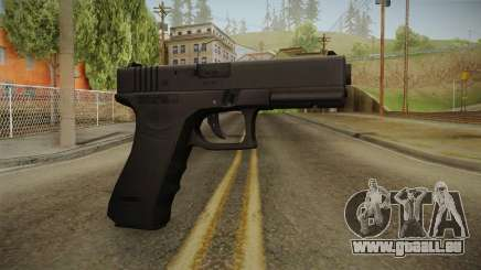 Glock 17 3 Dot Sight Orange pour GTA San Andreas
