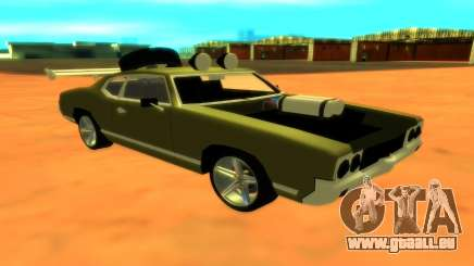 Sabre V1.2 für GTA San Andreas