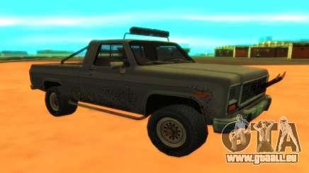 Ford F100 für GTA San Andreas