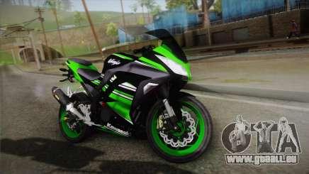 Kawasaki Ninja 300 KRT pour GTA San Andreas