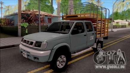 Nissan Frontier pour GTA San Andreas