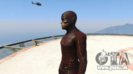 CW The Flash (S1-3) pour GTA 5