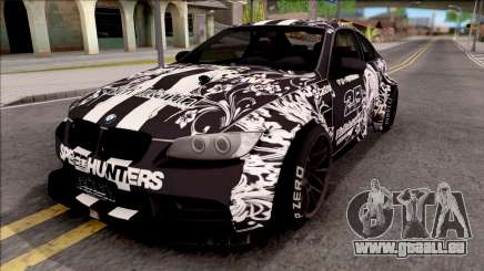 BMW M3 E92 2B of NieR: LB Performance für GTA San Andreas