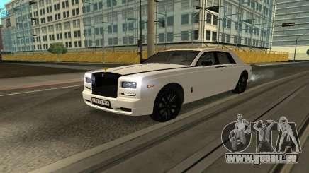Rolls-Royce Phantom Armenian für GTA San Andreas