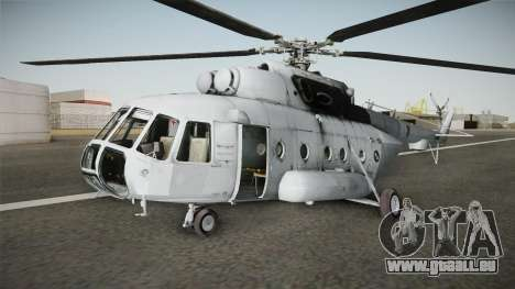 Mil Mi-171sh Croatian Air Force pour GTA San Andreas