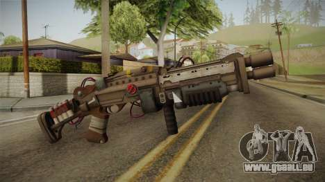 Joker Gun from Batman: Arkham Knight für GTA San Andreas