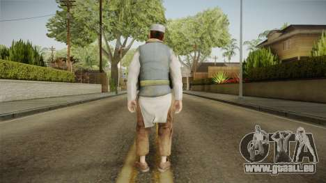 Medal Of Honor 2010 Taliban Skin v5 für GTA San Andreas dritten Screenshot
