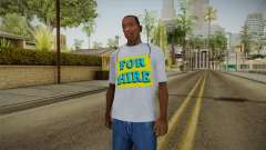 GTA 5 Special T-Shirt v9 pour GTA San Andreas