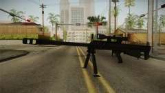 Mirror Edge Barrett M95 pour GTA San Andreas
