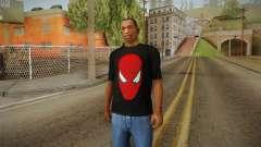 Spider-Man T-Shirt pour GTA San Andreas