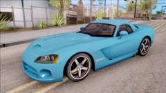 Dodge Viper SRT-10 pour GTA San Andreas