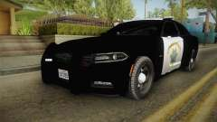Dodge Charger CHP 2015