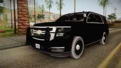 Chevrolet Tahoe 2015 Police für GTA San Andreas
