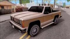 Rancher Hunter pour GTA San Andreas