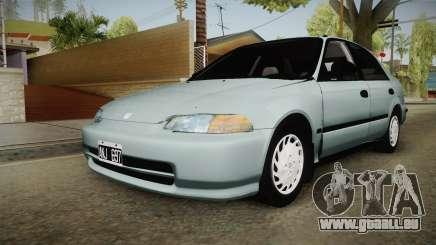 Honda Civic 1.5 LX 1995 für GTA San Andreas