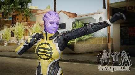 Mass Effect 2 Capitan Enyala pour GTA San Andreas