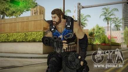 Clayton Carmine without Helmet pour GTA San Andreas